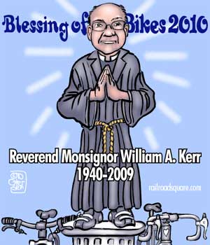 Reverend Monsignor William A. Kerr