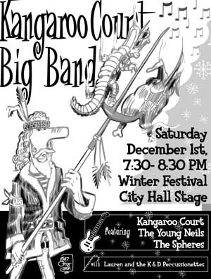 Kangaroo Court-Big Band