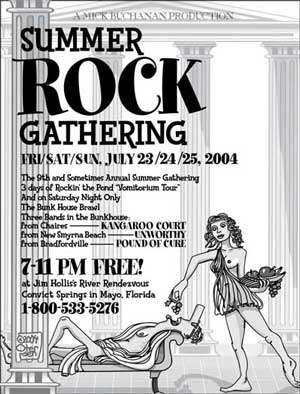 Summer Rock Gathering